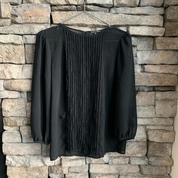 Madewell | silk blouse